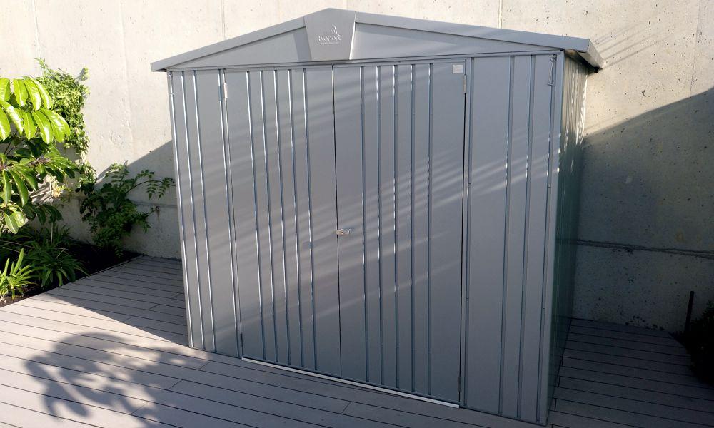 instalación de casetas metálicas en Málaga Marbella