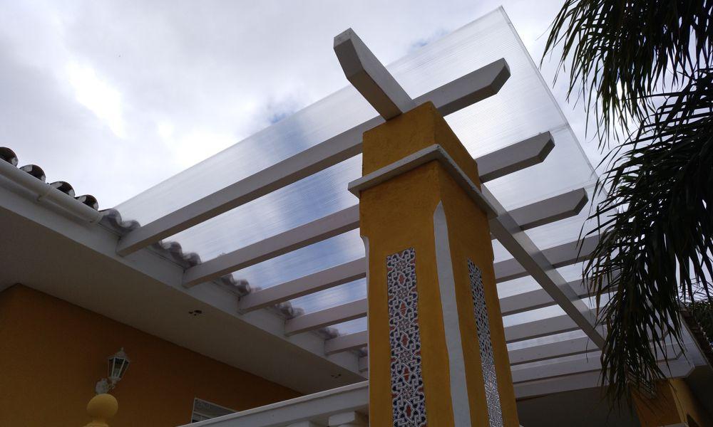placa de policarbonato celular Marbella Málaga